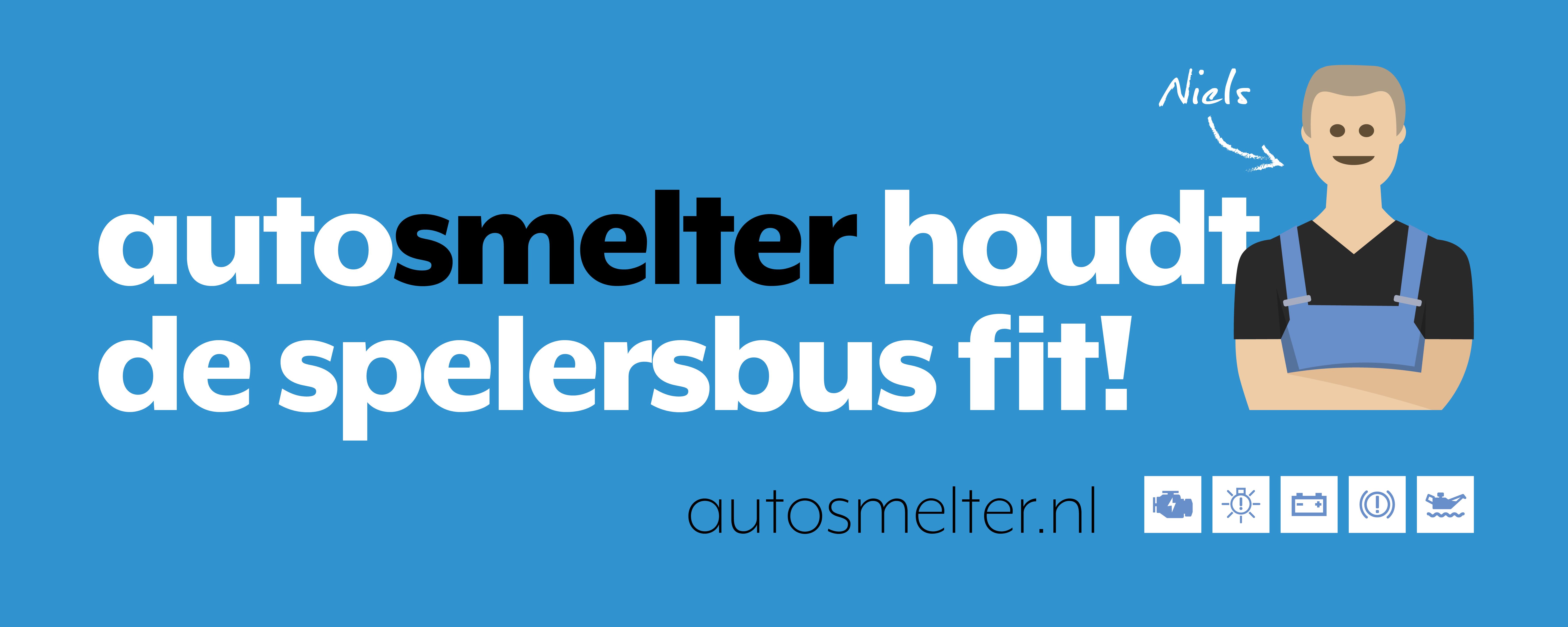 Auto-Smelter-sponsorbord
