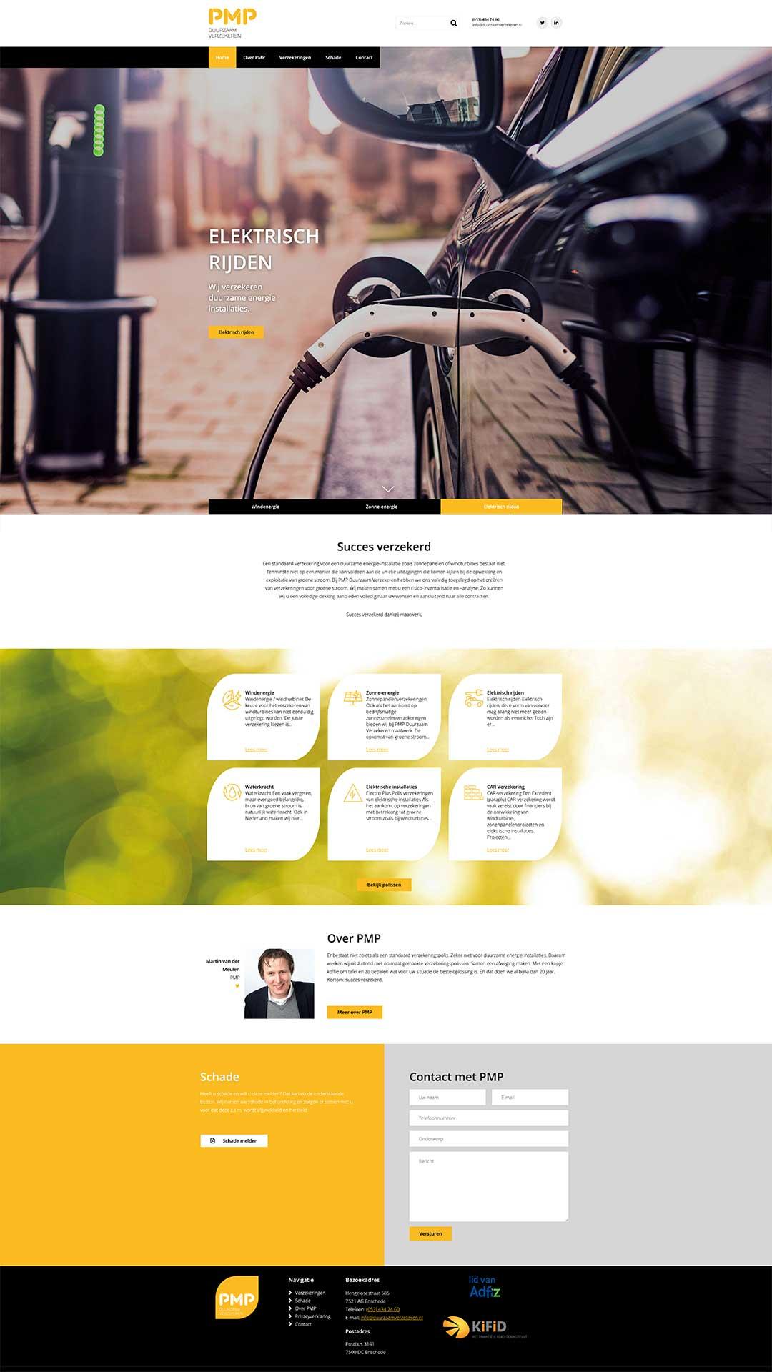 PMP-Website